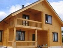 строительство домов из бруса Ижевск