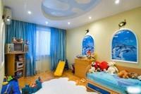Отделка детской комнаты в Ижевске