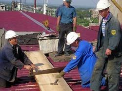 Ремонт крыш в Ижевске. Ремонт и обслуживание кровли