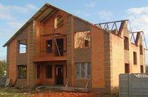 Строительство домов из кирпича в Ижевске и пригороде