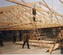 Строительство крыш в Ижевске и пригороде