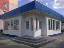 Строительство магазинов в Ижевске и пригороде